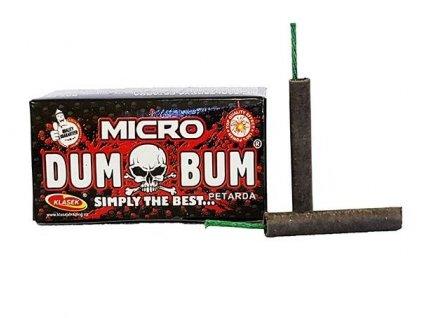 Micro dum bum 25ks