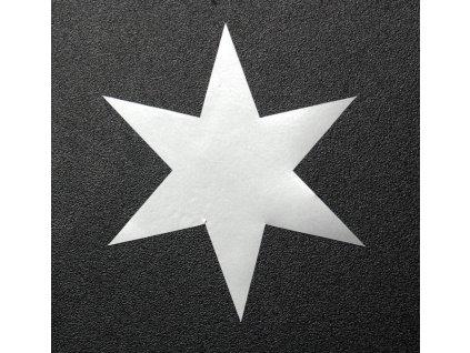 Hvezdicka stribrna