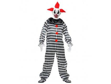 Klaun kostym