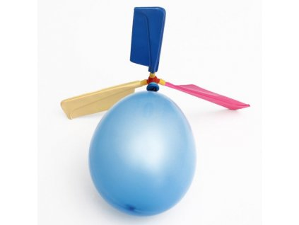 Helikoptera balonek
