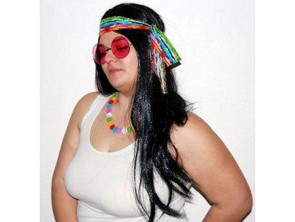 Hippie kostym