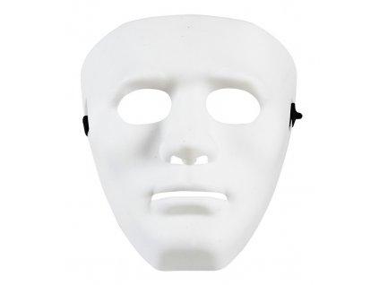 Maska bila plastova