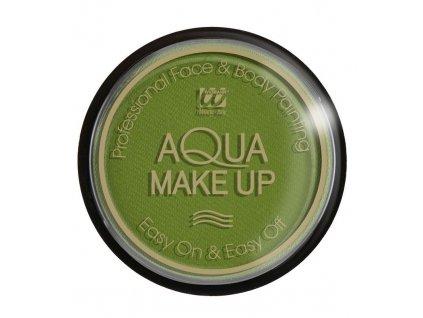 Makeup zeleny