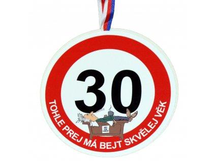 Medaile 30 muz