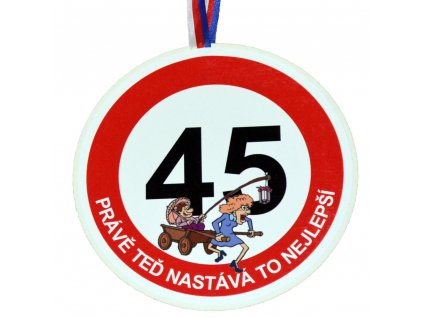 Medaile 45