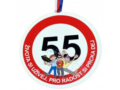 Medaile 55