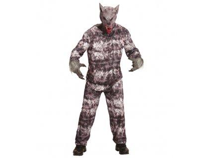 Kostym vlkodlaka