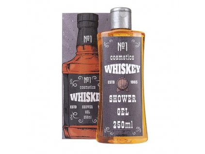 Sprch gel whiskey