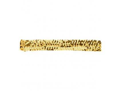 Celenka charleston zlata