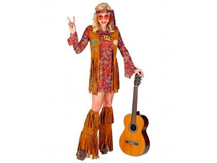 Kostym hippie