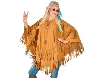 Hippie ponco