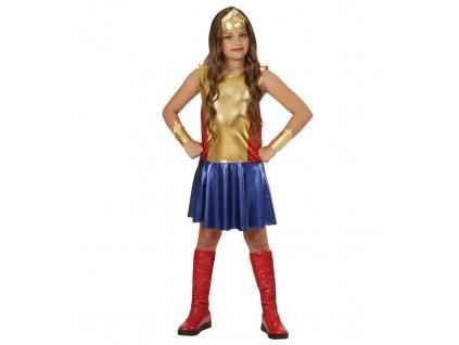Kostym wonder girl