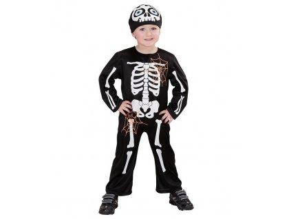 Kostym detsky kostra