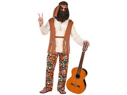 Kostym hippie muz