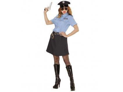 Kostym policistka
