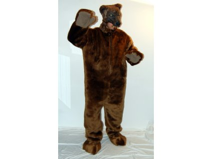 Kostym medved2