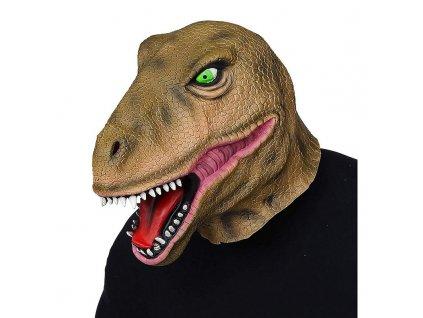 Maska tyranosaurus