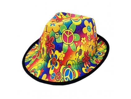 Klobouk hippie