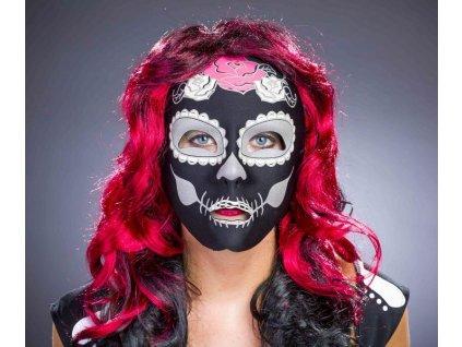 Maska liska latkova