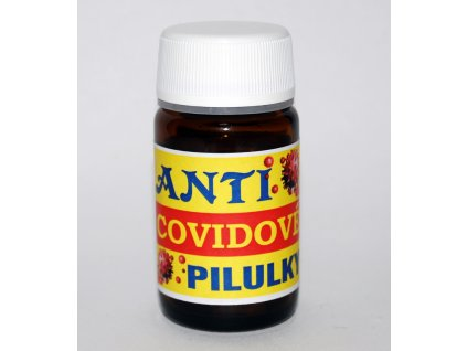 Pilulky anticovidove