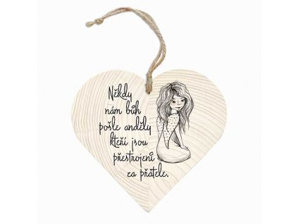 Srdce pratele