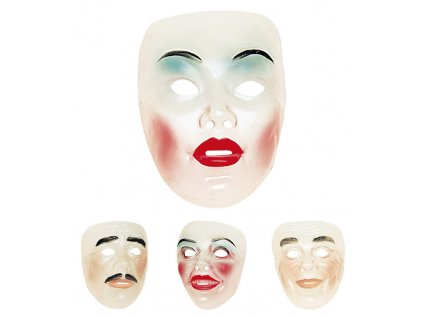 Pruhledne masky