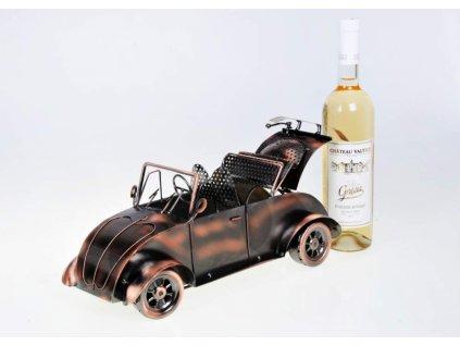Auto stojan na vino