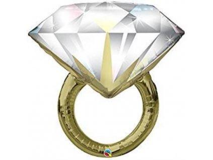 Balonek prsten