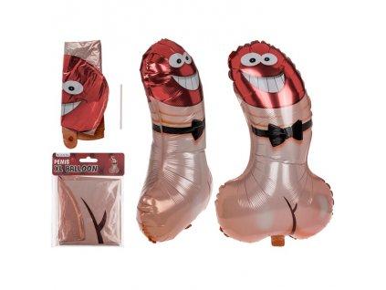 Balonek srdce