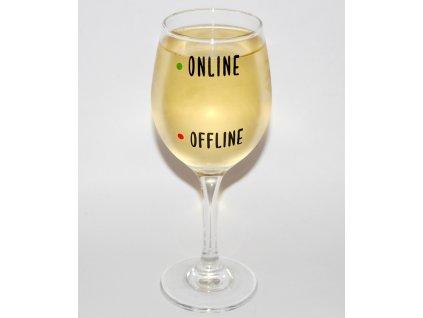 Sklenice na vino online