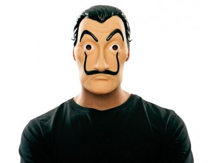 Maska papirovy dum
