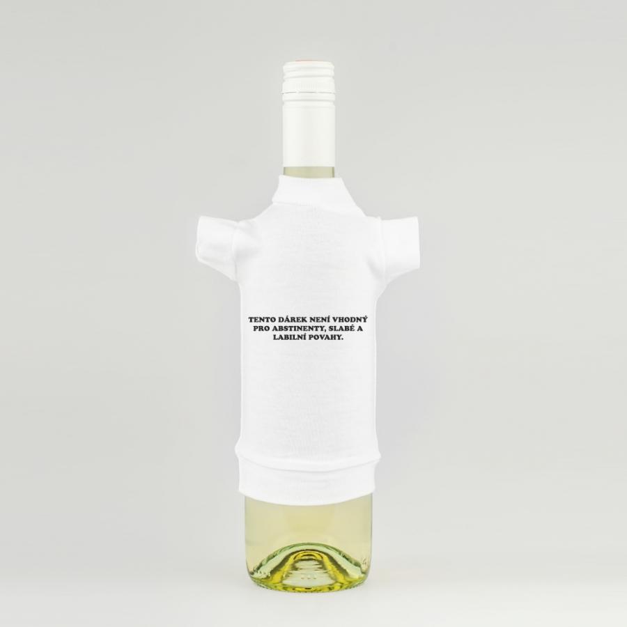 22d5381c1d4 Ptákoviny CB Tričko na láhev - Tento dárek