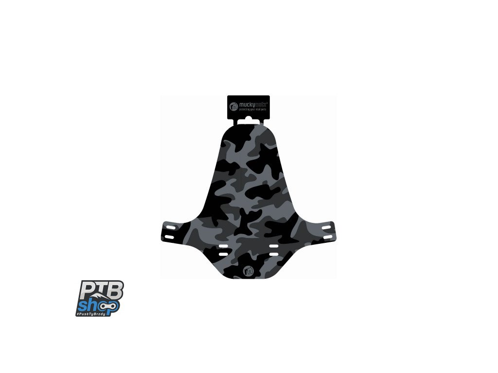 Face Fender Camouflage Sedy