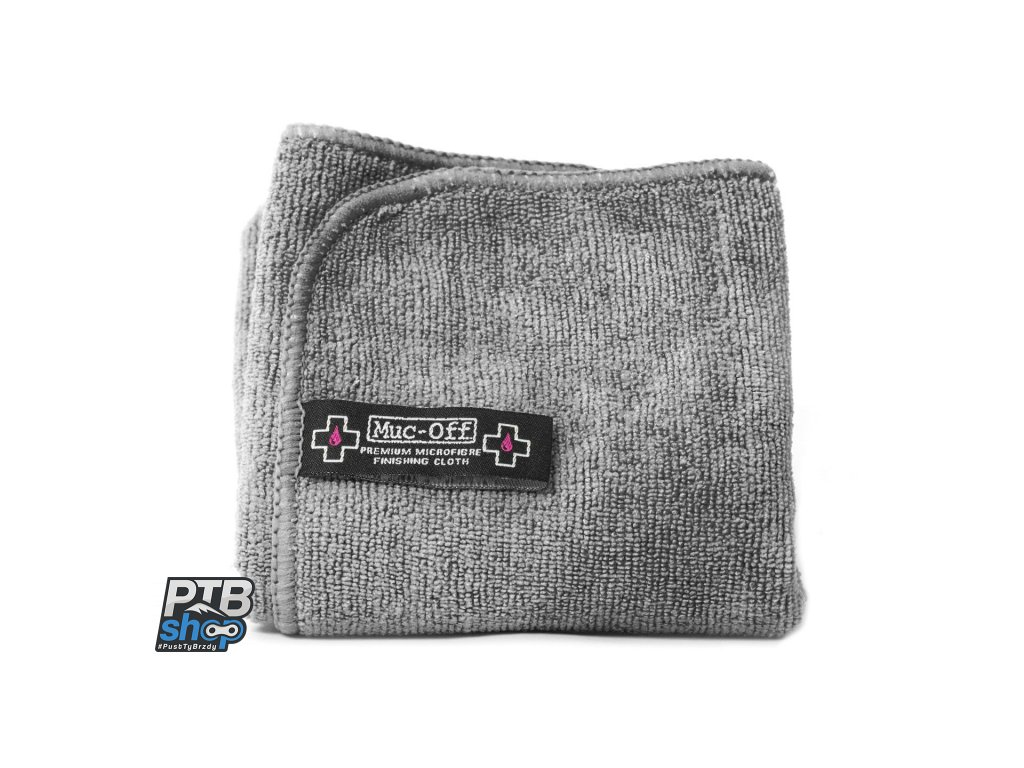 muc off premium microfibre cloth