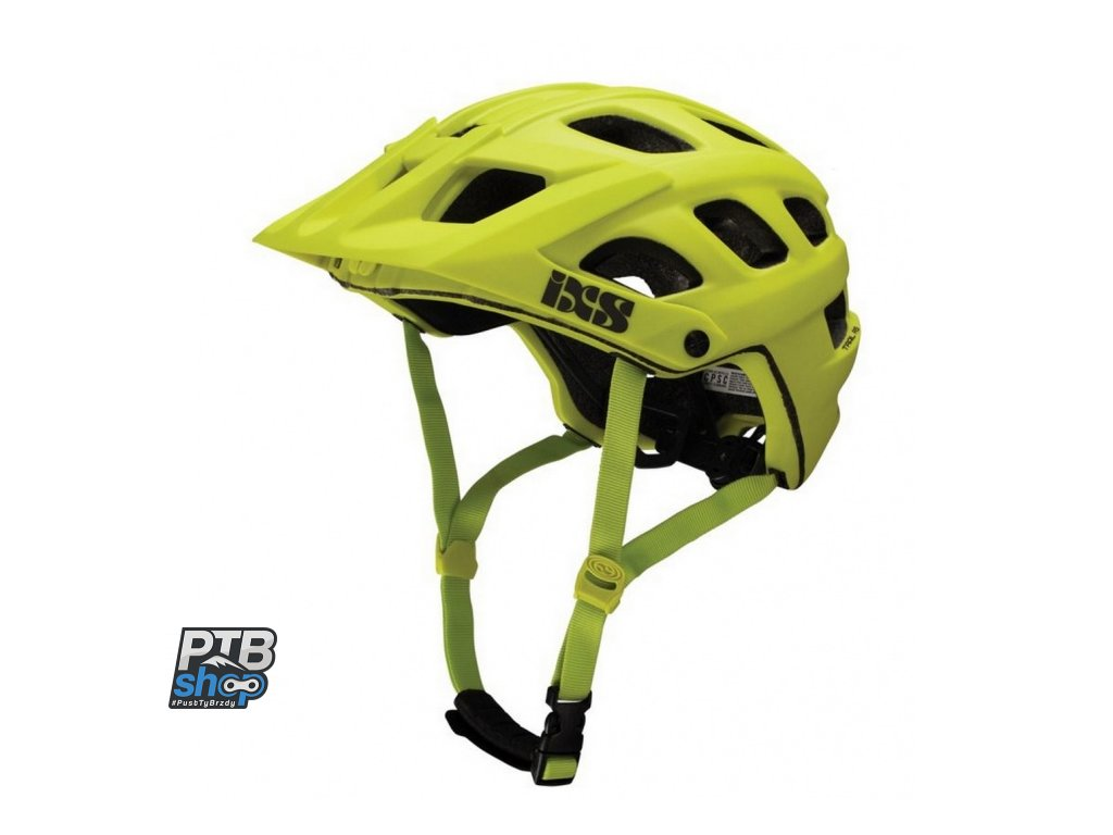 IXS trail evo lime zelena