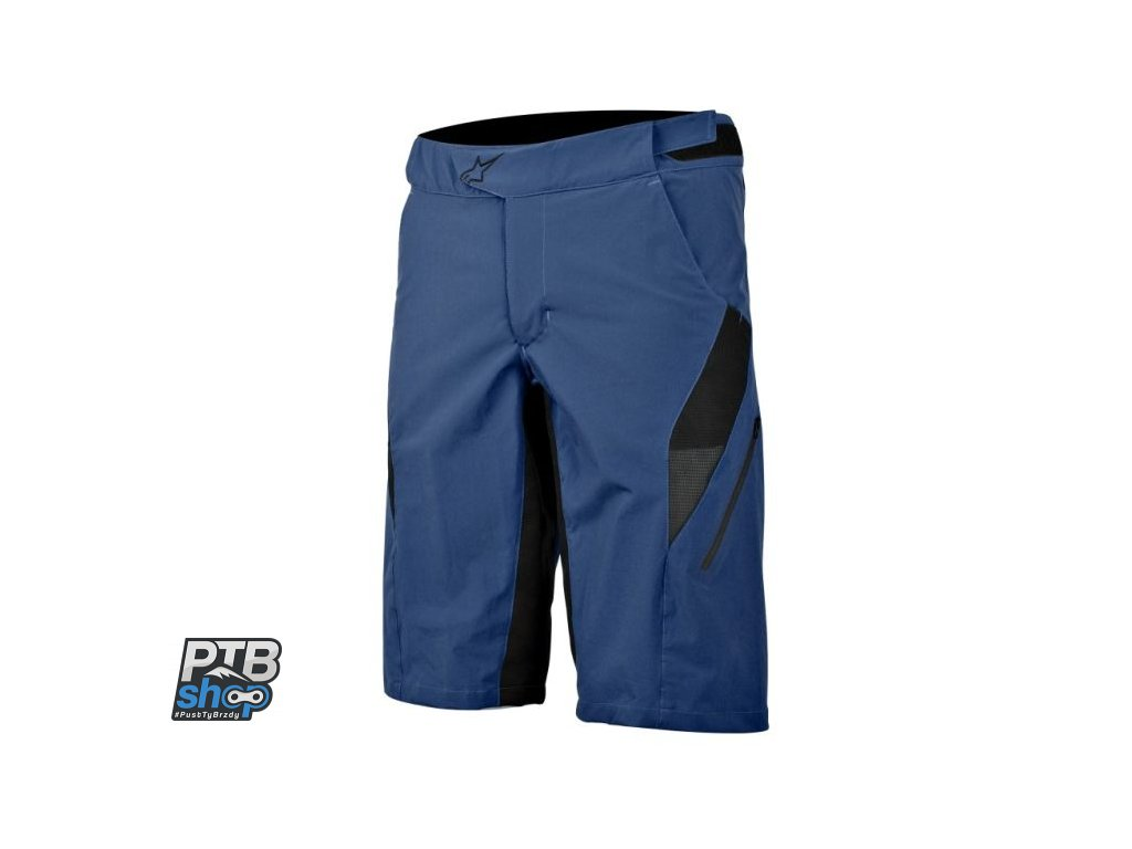 alpinestars hyperlight shorts blue modra