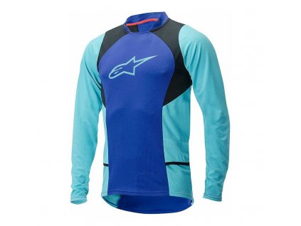alpinestars drop2 blue stratos aqua