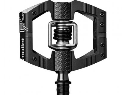 Pedály Crankbrothers Mallet E black