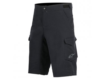 alpinestars rover 2 shorts kratasy black dark shadow