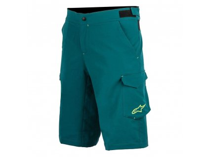 alpinestars rover2 shorts shaded spruce green