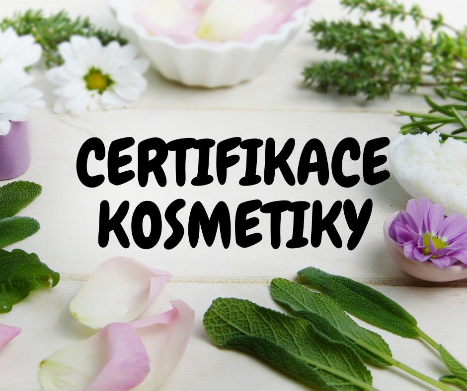 Certifikace kosmetiky: Jak probíhá a co vše je potřeba splnit?