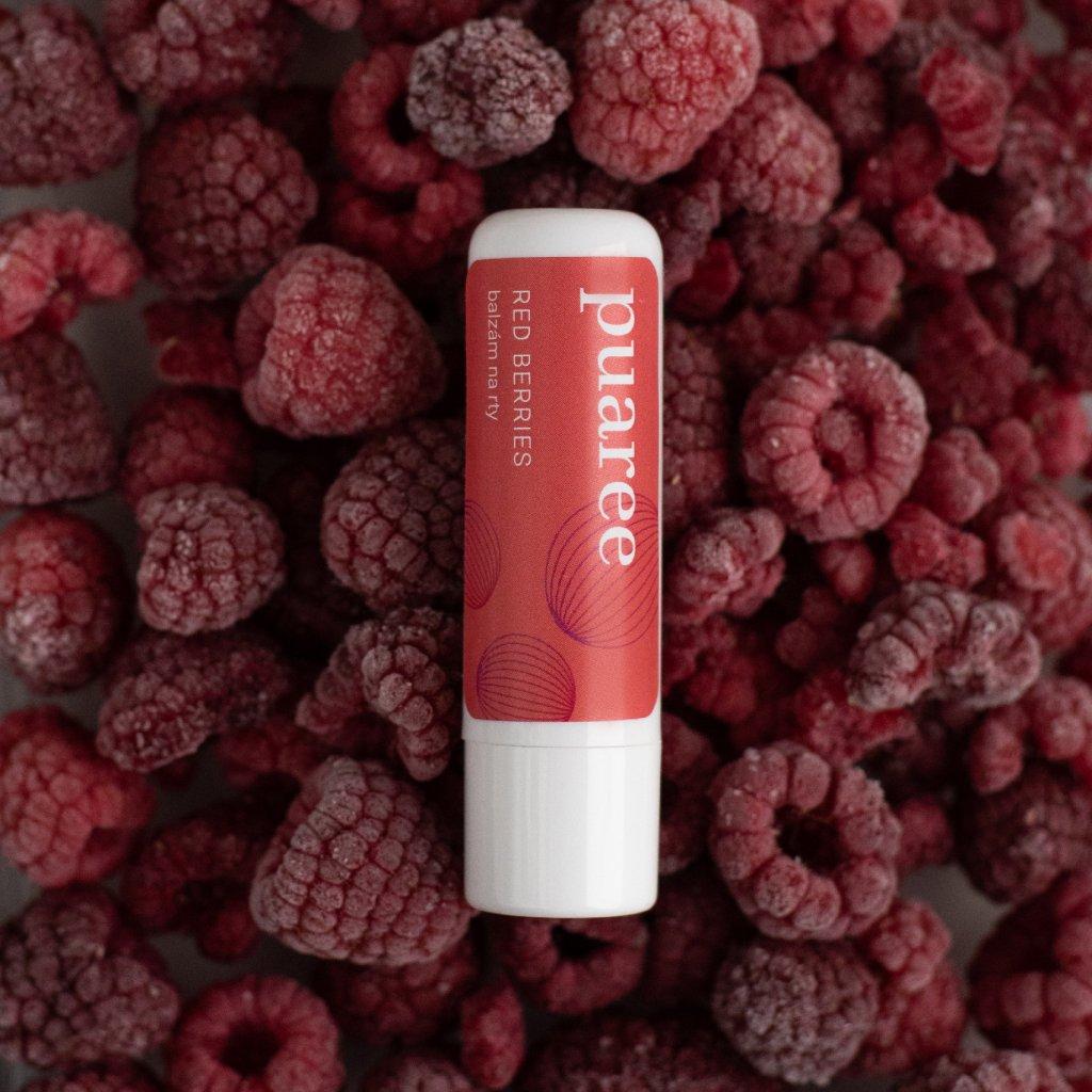 Balzám na rty Red Berries