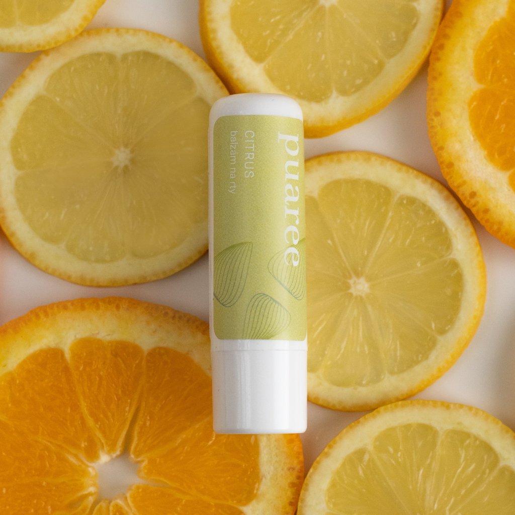 Balzám na rty Citrus