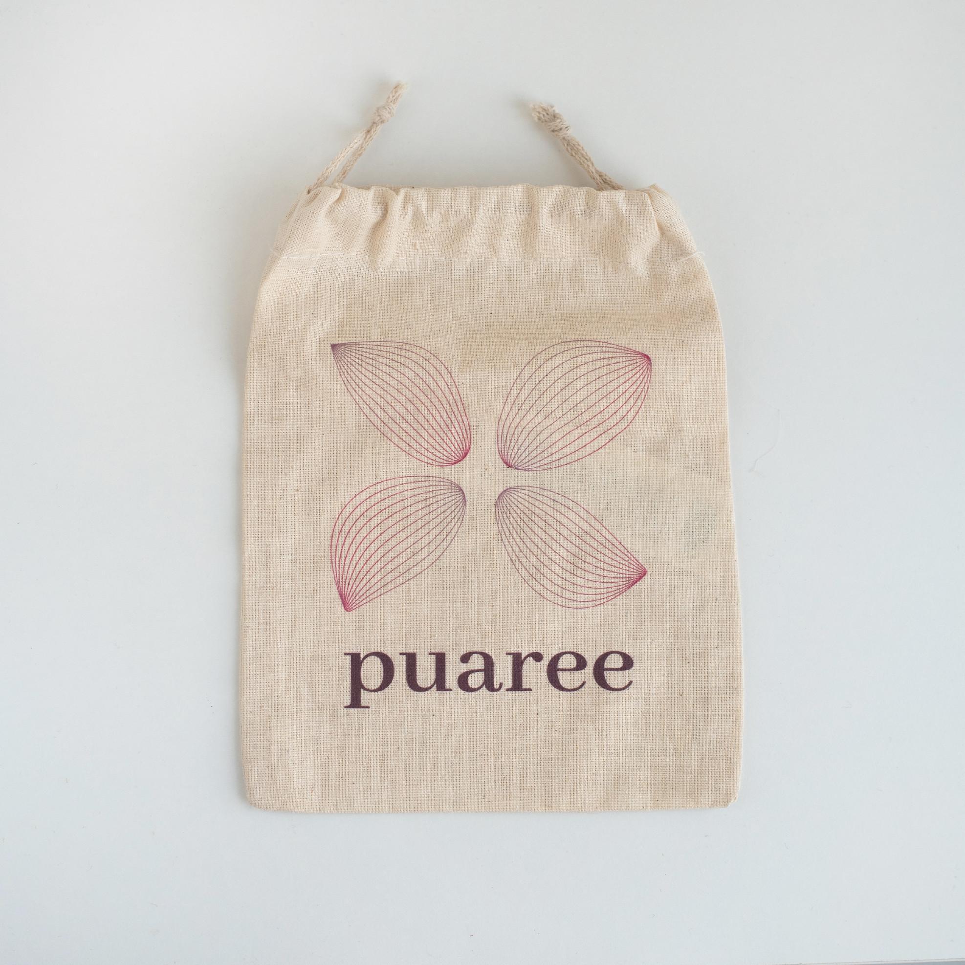 Puaree Plátěný pytlíček