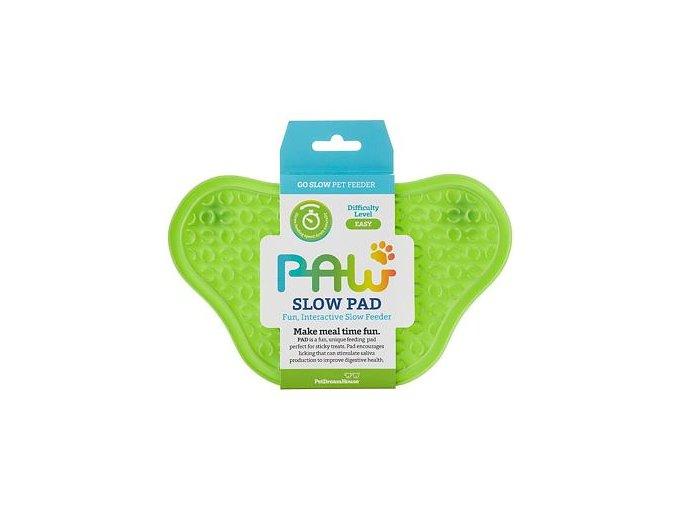 Lízacia podložka PAWLICK zelená
