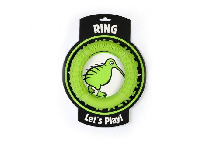 Kruh pre psov Kiwi Walker Ring zeleny DOXBOX 600x600 1