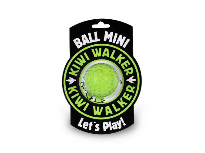 ball mini zelená