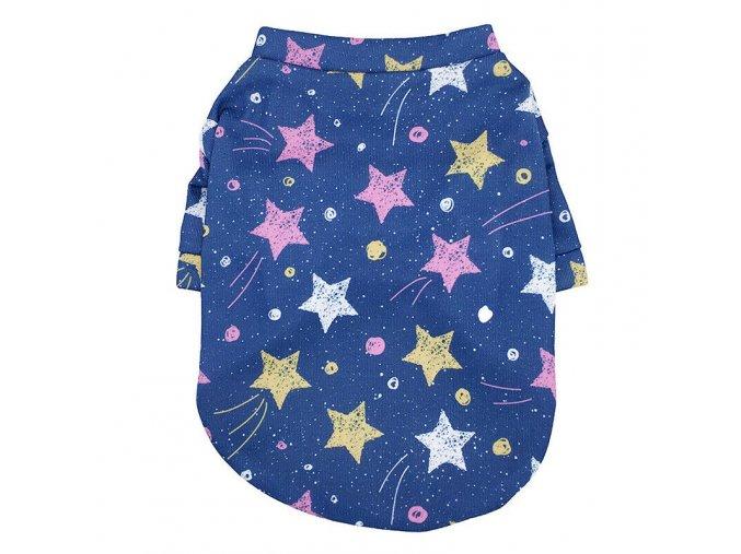 Mikina hviezdy pre psíka