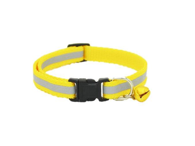 žltý obojok