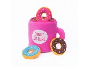 ZippyPaws - Donuty s kávou